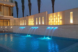 LED Lighting Project  - In Middle East