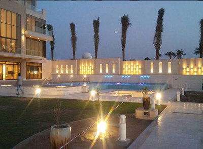 Project Lighting - In Middle East